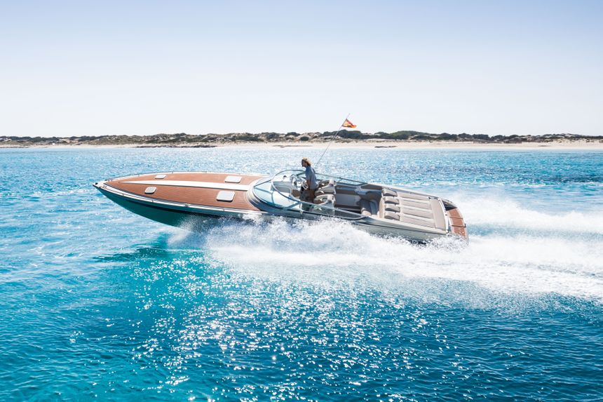 Formula-38-Speedboat-Ibiza