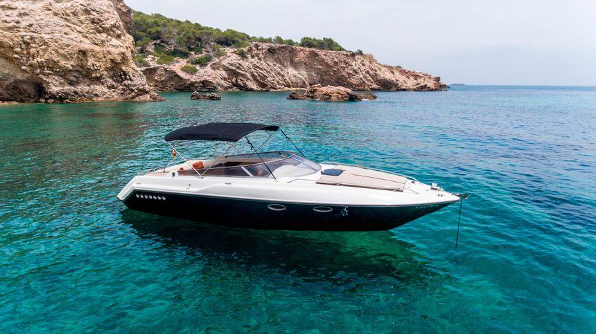 Sunseeker-29-Ibiza-Rental
